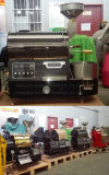 Piccola macchina del tostacaffè del girarrosto 500-600 G del chicco di caffè