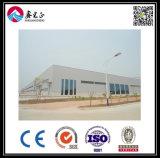 쉬운 건축된 강철 구조물 창고 강철 건물 (ZY144)