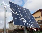turbina di vento 3kw & comitati solari di 15PCS 250W mono come kit di potere