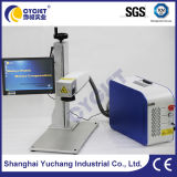 De Laserprinter van de vezel Met de Software van de Hoge snelheid