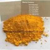 Eisen-Oxid-Gelb 313 für Lack/Ziegelstein-Beton