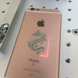 Горячий гравировальный станок маркировки лазера сбывания для iPhone