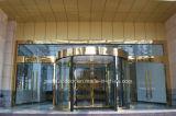 Porta giratória popular para hotéis