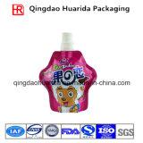 カスタマイズされる飲料の包装のための口が付いている袋を立てなさい