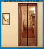 문을%s 마술 자석 망사형 화면 문 모기 문 그물 스크린