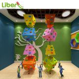 Crianças de alta qualidade personalizada paredes de escalada interior