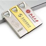USB 2.0 della scheda istantanea dell'azionamento del pollice del USB del disco istantaneo della scheda di memoria del USB di Pendrives di marchio dell'OEM del bastone del USB del metallo dell'azionamento dell'istantaneo del USB mini