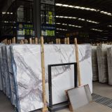 De goede Tegel van de Vloer van de Plak van de Steen van de Verkoop Witte Marmeren Natuurlijke