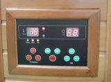 Niedriger Emf-Kohlenstoff-Infrarotsauna-Raum, weites Infrarot-Saunen