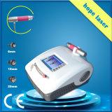 Stimolatore elettrico del muscolo di uso dell'onda di urto della strumentazione domestica portatile di terapia