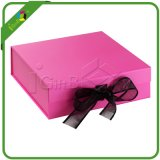 Wedding operato Gift Boxes con Ribbon/Window/Lid