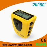 Podómetro de múltiples funciones con el cronómetro (JS-300B)