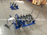Sdp160m4 HDPEのバット融接機械(40-160mm)