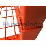 Stahlpfosten-Reifen-Speicher-Zahnstangen mit Ineinander greifen-Unterseite