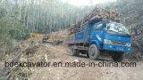 Tige en bois hydraulique multifonction à bois pour excavatrice
