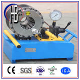 공장 큰 할인을%s 가진 수동 유압 호스 이음쇠 회의 호스 주름을 잡는 기계