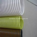 Manguera de succión de agua de transporte de PVC