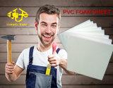 食器棚6-20mmのための白いPVC泡シート