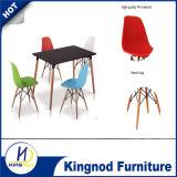 Цветасто! Пластмасса Emes дешевого самомоднейшего конструктора ABS PP напольная обедая стулы для сбывания