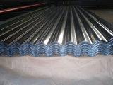 0.125-0.8mmは屋根ふき材料のための波形シートに電流を通した