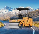 Rolo de estrada Vibratory da maquinaria da estrada mini com cilindro dobro Yzc4