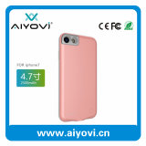 Factory Wholesale Price Power Case Power Bank para iPhone 7 com Ce, FCC, RoHS