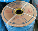Tuyau agricole flexible de pipe d'irrigation de l'eau de PVC Layflat