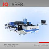 Machine de découpage personnalisée par usine de laser de fibre de pipe de grand dos de haute précision
