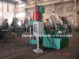 Sbj-315 Вертикальный автоматический утюг латунь алюминий Briquette нажмите машины