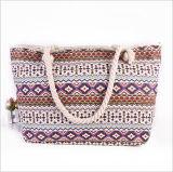 新しい袋のキャンバスの各国用の風の女性ショルダー・バッグの傾向の女性浜袋