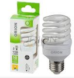 세륨 승인되는 CFL 가벼운 램프 25W E27 B22 나선형 에너지 절약 전구