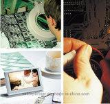 Konkurrenzfähiger Preis-Raum-Farben-Puder-freie Vinylhandschuhe für Elektronik-Industrie