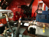Pompe modèle électrique de mélangeur concret avec 450L déchargeant la capacité