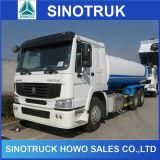 インドの20000L HOWO 6X4水貯蔵タンクのトラックの価格