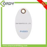 125kHz T5577 breken de zeer belangrijke markering Zonder contact RFID Keyfob van het Hotel af