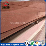 MDF pre laminado de Melmine del panel de fibras 1220*2440