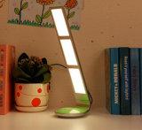 Tabela verde Lamp_ L luz do ABS OLED