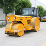 10-12 тонн три колеса Одновальцовый каток статического электричества для продажи (3YJ10/12)