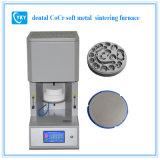 Zahnmedizinisches Cocr weiches Metallsinternder Ofen/zahnmedizinisches Argon-sinternder Ofen für Kobalt-Chromiun