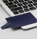 Novo cartão de visita de chegada USB Flash Disk 1GB-64GB USB Flash Drive bons presentes para negócios