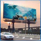 Visualizzazione esterna impermeabile di colore completo LED per fare pubblicità