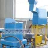 Concentrador de gravidade de plantas de processamento de ouro