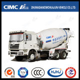 Euro2/3/4/5 Shacman 6X4 Concrete Mixer Truck with Competitive Price