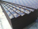 madera contrachapada Shuttering hecha frente la mejor película de la base del álamo de la alta calidad del precio de 9m m