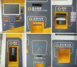 Automatisiertes Zahlungs-System für Parkplatz