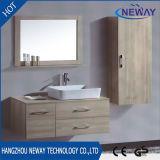 Moderner Entwurfs-Melamin-einzelne Wannen-Badezimmer-Eitelkeit