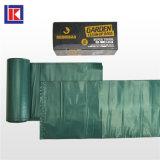 Soem-HDPE flache Unterseite HDPE Abfall-Beutel auf Rolle