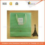 Qualitäts-Papierverpackungs-umweltfreundlicher Seil-Griff-Geschenk-Beutel