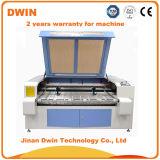 Taglierina d'alimentazione automatica del laser di CNC della macchina del tessuto di taglio del laser