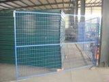 6FT X10FTの一時塀は携帯用建築現場のパネルにパネルをはめる
